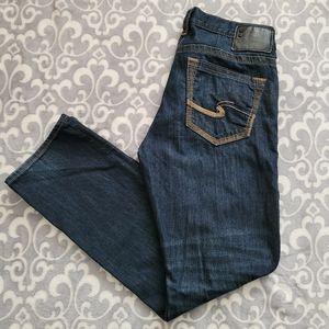 Men's Silver Jean, Grayson dark wash W30/L32